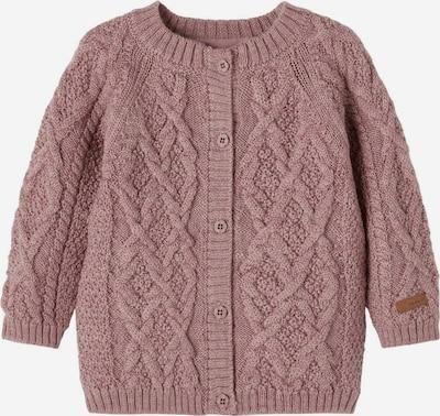 NAME IT Gebreid vest in de kleur Pink / Oudroze, Productweergave