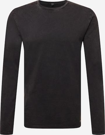 tigha Sweatshirt 'Benjiro' in Schwarz