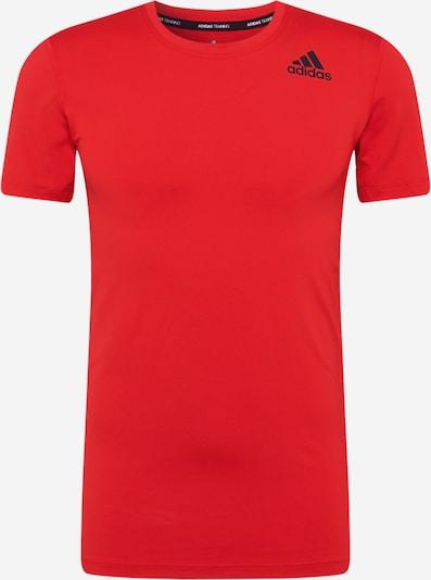 ADIDAS PERFORMANCE Functioneel shirt 'TF SS' in de kleur Vuurrood, Productweergave