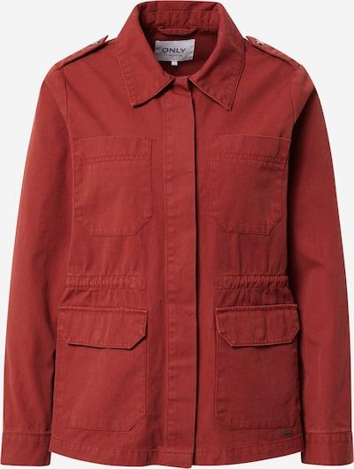 ONLY Prehodna jakna 'Utility' | karminsko rdeča barva, Prikaz izdelka