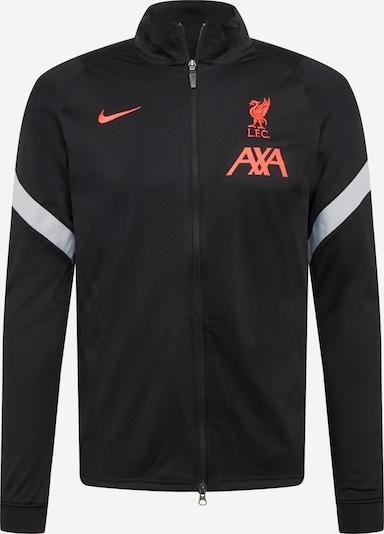 NIKE Kurtka sportowa 'Liverpool FC Strike' w kolorze pomarańczowo-czerwony / czarny / białym, Podgląd produktu