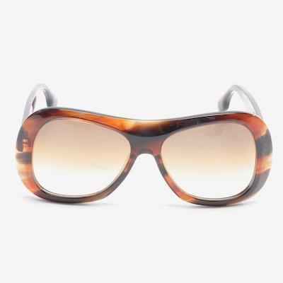 Victoria Beckham Sonnenbrille in One Size in dunkelbraun, Produktansicht