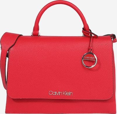 Calvin Klein Дамска чанта в червено, Преглед на продукта