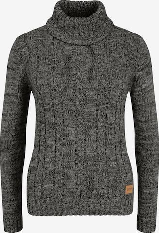Oxmo Sweater 'Philipa' in Grey