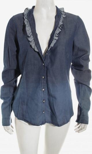 Basset Jeansbluse in M in blau, Produktansicht