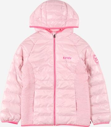 rozā LEVI'S Starpsezonu jaka