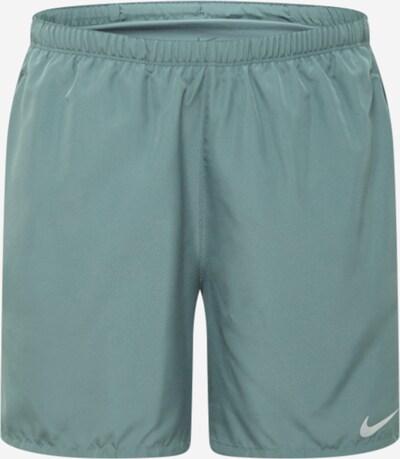 NIKE Pantalon de sport 'Challenger' en bleu-gris, Vue avec produit