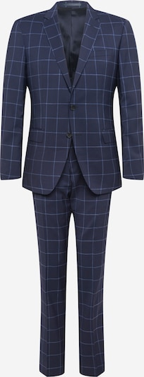 BOSS Anzug 'Huge6/Genius5' in hellblau / dunkelblau, Produktansicht