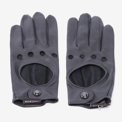 Roeckl Gloves in M in marine blue, Item view