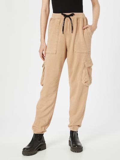 világosbarna REPLAY Cargo nadrágok, Modell nézet