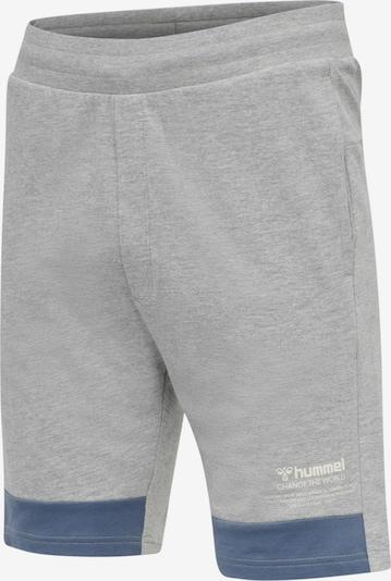 Pantaloni sport Hummel pe gri, Vizualizare produs