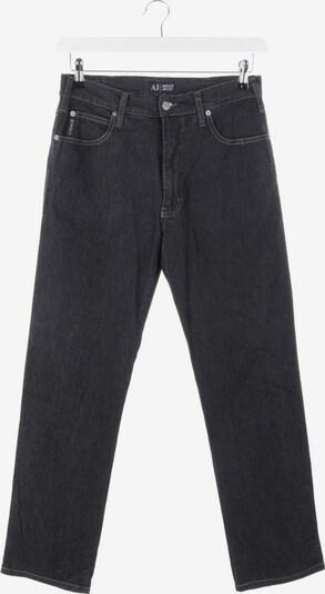 ARMANI Jeans in 31 in dunkelgrau, Produktansicht