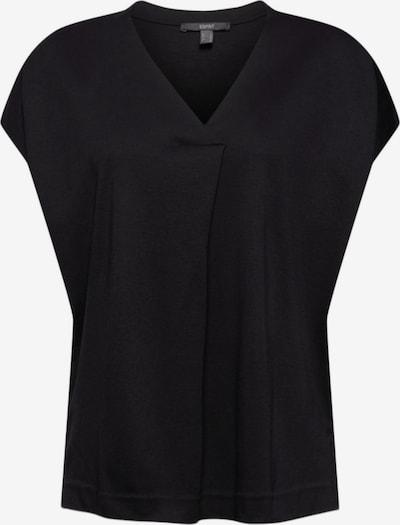 Esprit Collection T-Shirt in schwarz, Produktansicht