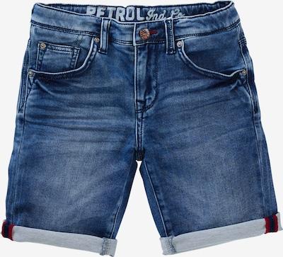 Petrol Industries Shorts in blau, Produktansicht