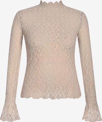 NÜ DENMARK Bluse 'Genny' in nude, Produktansicht