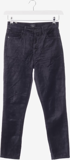 Citizens of Humanity Pants in XS in Black, Item view