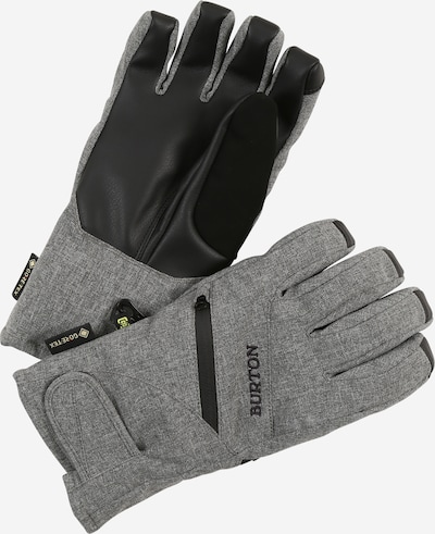 BURTON Sports gloves in brown / grey, Item view