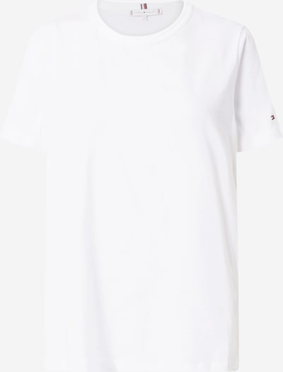 TOMMY HILFIGER Majica | bela barva, Prikaz izdelka