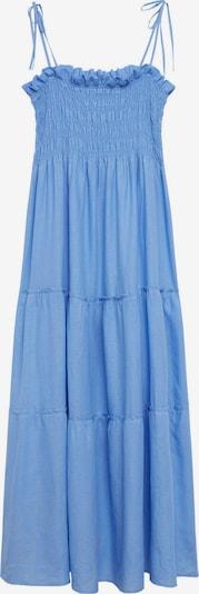 MANGO Kleid 'Celia' in himmelblau, Produktansicht