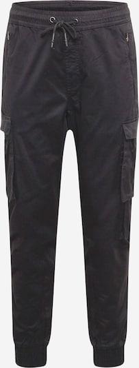 Pantaloni outdoor 4F pe negru, Vizualizare produs