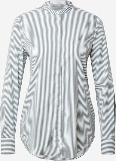 BOSS Casual Bluza 'Befelize 18' u petrol / bijela, Pregled proizvoda
