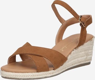 NEW LOOK Sandále 'YABBY-SDT' - koňaková, Produkt