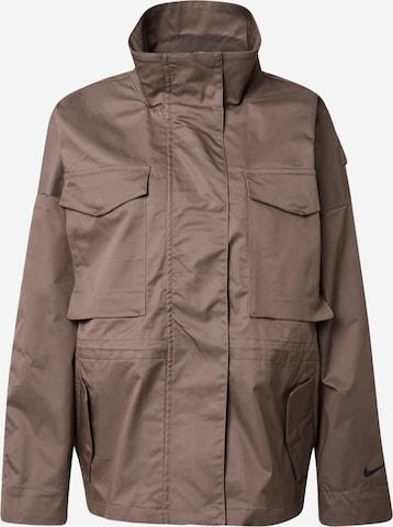 Nike Sportswear Between-Season Jacket in Grey
