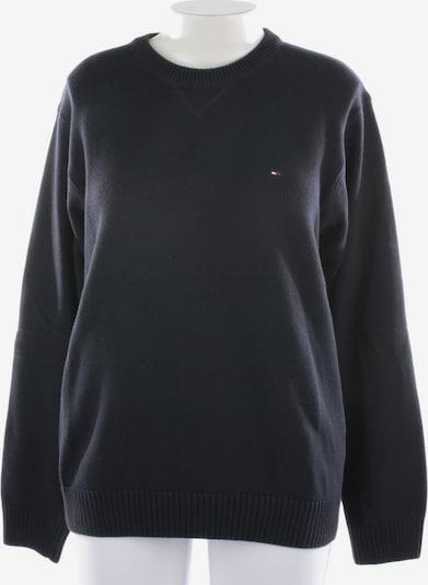 TOMMY HILFIGER Pullover / Strickjacke in L in dunkelblau, Produktansicht