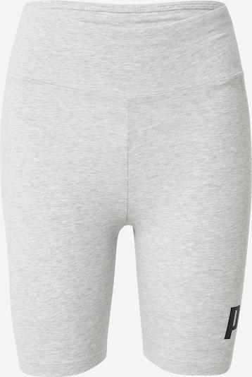 Sportinės kelnės iš PUMA , spalva - margai pilka / juoda, Prekių apžvalga