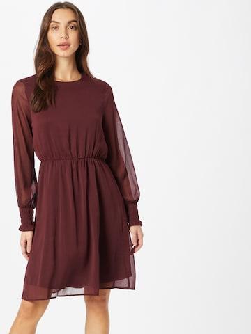 VERO MODA Φόρεμα κοκτέιλ 'Smilla' σε κόκκινο