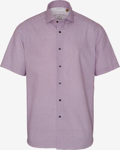 ETERNA Hemd in blau / orange / pink, Produktansicht