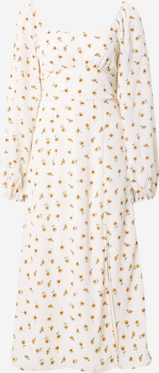 Missguided Dress in Cream / Yellow / Green, Item view
