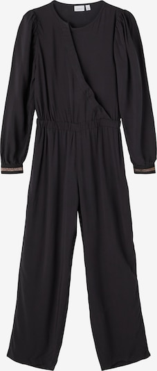 NAME IT Jumpsuit 'Nagira' in rosegold / schwarz, Produktansicht