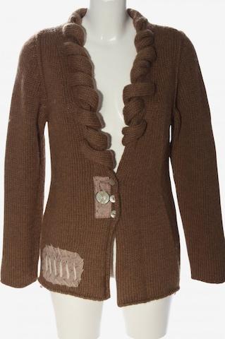 Elisa Cavaletti Sweater & Cardigan in M in Brown