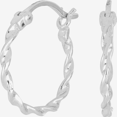 Nordahl Jewellery Ohrringe 'NICE52' in silber, Produktansicht