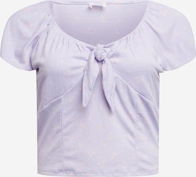 Cotton On Curve Shirt in flieder, Produktansicht