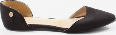 Xti Klassische Ballerinas in 37 in schwarz, Produktansicht