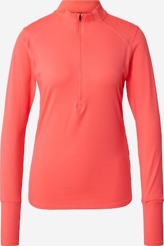 UNDER ARMOUR Performance Shirt 'Qualifier Run 2.0' in Orange