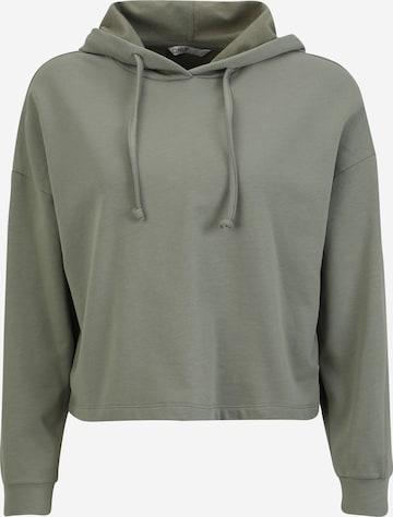 Only Petite Sweatshirt 'DREAMER' in Grau