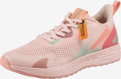 vegyes színek / rózsaszín Dockers by Gerli Rövid szárú edzőcipők, Termék nézet