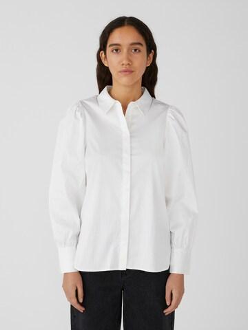 OBJECT Bluse 'Roxa' in Weiß