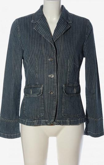 HIRSCH Jeansblazer in M in blau / wollweiß, Produktansicht