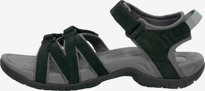 TEVA Sandale 'TIRRA' in schwarz, Produktansicht