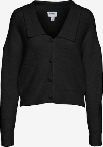 Vero Moda Aware Strickjacke 'Rosie' in Schwarz