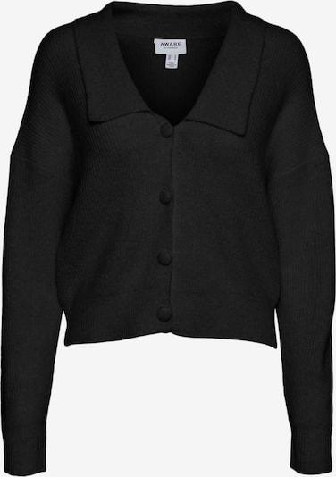 Vero Moda Aware Strickjacke 'Rosie' in schwarz, Produktansicht