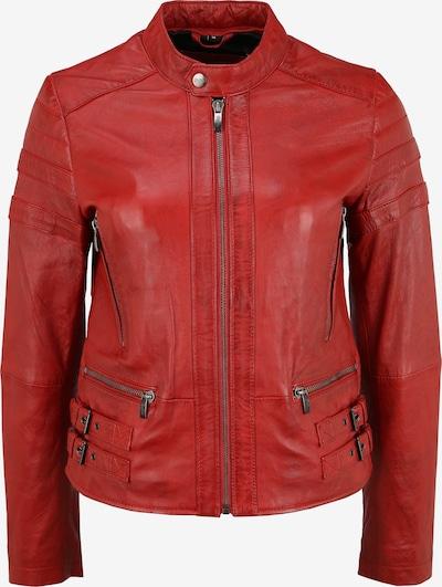 BUFFALO Lederjacke 'BE DEVOTED' in rot, Produktansicht