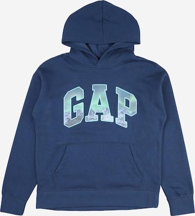 GAP Sweatshirt in azur / dunkelblau, Produktansicht