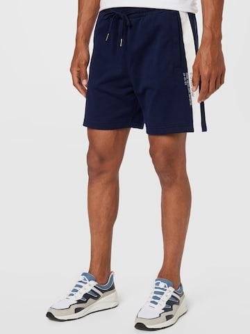G-Star RAW Shorts in Blau
