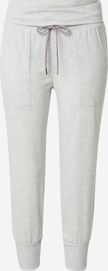 ESPRIT SPORT Spodnie sportowe w kolorze jasnoszarym, Podgląd produktu