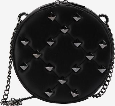 Geantă de umăr myMo ROCKS pe negru, Vizualizare produs